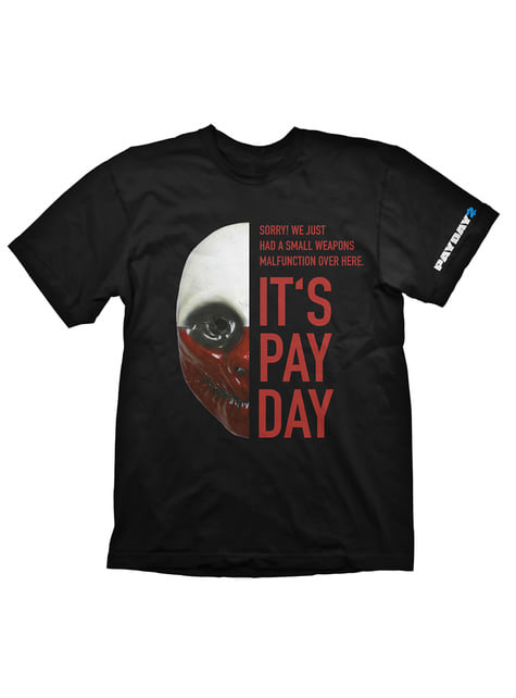 Payday 2 Wolf