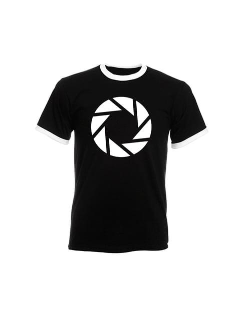 T-shirt de Aperture Science para homem - Portal 2