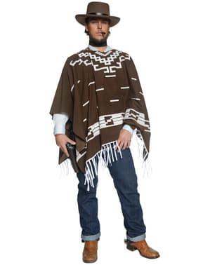 西部の無法者の大人の衣装
