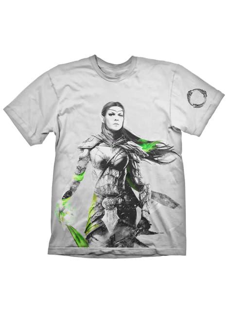 Camiseta de Elfa para hombre - The Elder Scrolls