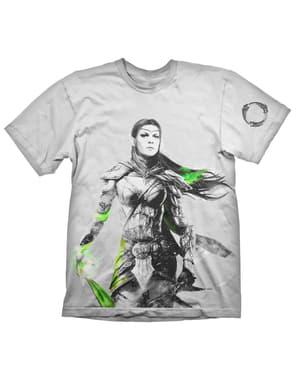 T-shirt de Elfa para homem - The Elder Scrolls