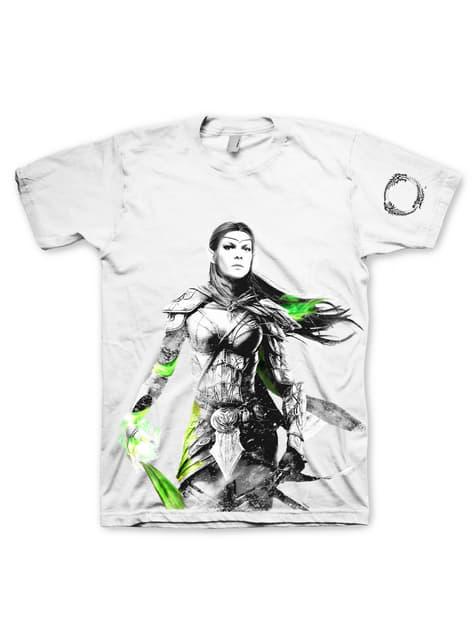 Camiseta de Elfa para hombre - The Elder Scrolls - hombre