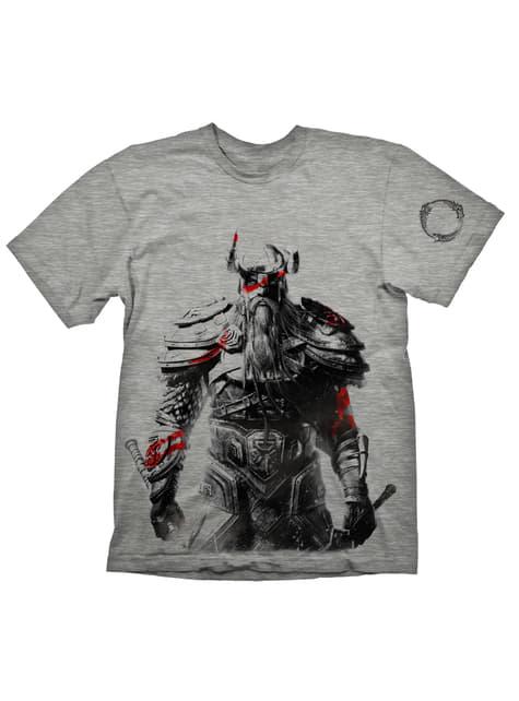T-shirt de Homem Nórdico para homem - The Elder Scrolls