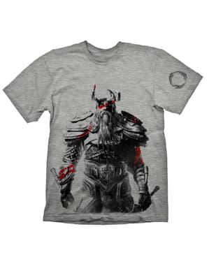 Nordic Man T-paita miehille - The Elder Scrolls