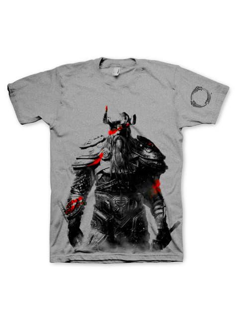 Camiseta de Hombre Nórdico para hombre - The Elder Scrolls - hombre