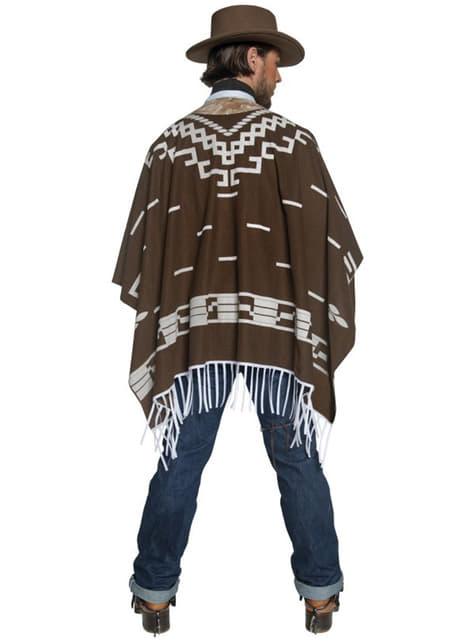 Disfraz de forajido errante del Oeste - original