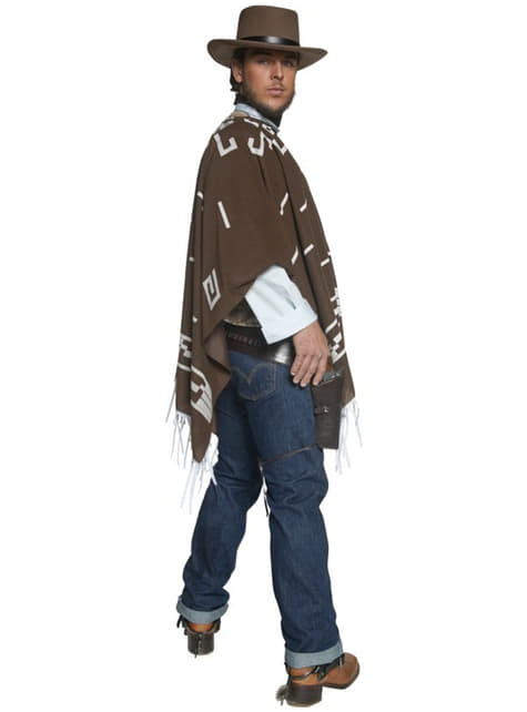Disfraz de forajido errante del Oeste - traje