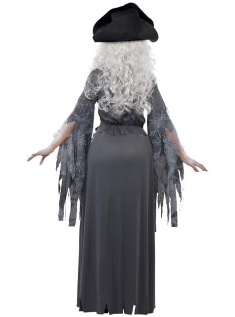 Spøkelse Pirat Kostyme til Damer