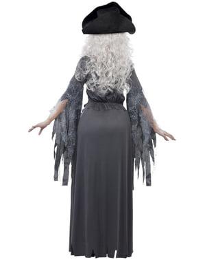 Ghost Pirate Costume Női
