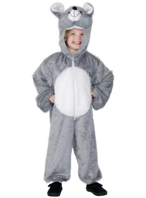 Costume topino da bambini