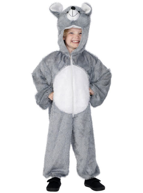 Костюм за малко дете на Lil Mouse