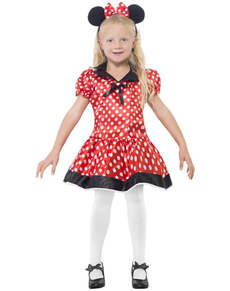 Pretty Mouse Child Costume ...  sc 1 st  Funidelia & Animals u0026 Insects Costumes online | Funidelia