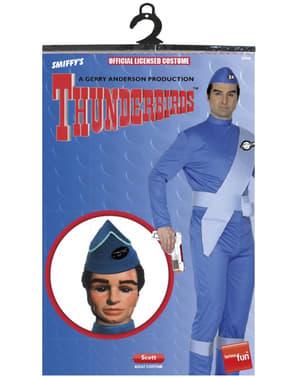 Disfraz de Scott de Thunderbirds