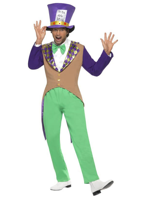 Funtastic Hatter Adult Costume