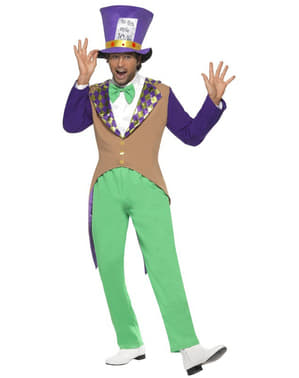Costum de pălărier haios