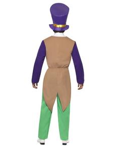 Morsom Hattemaker Kostyme Voksen