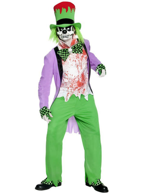 Evil Hatter Adult Costume