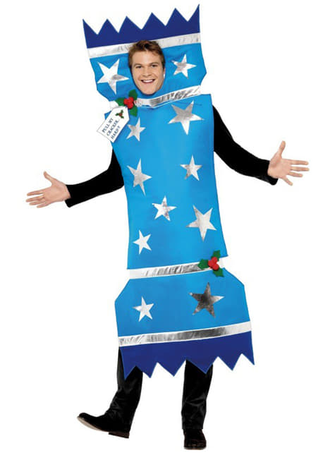 Disfraz de sorpresa de Navidad