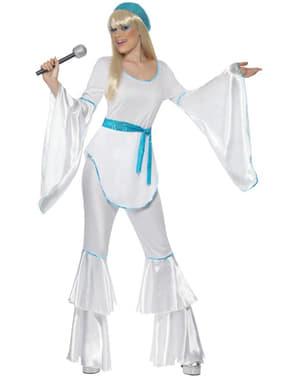 Costume da Super Trouper Abba da donna