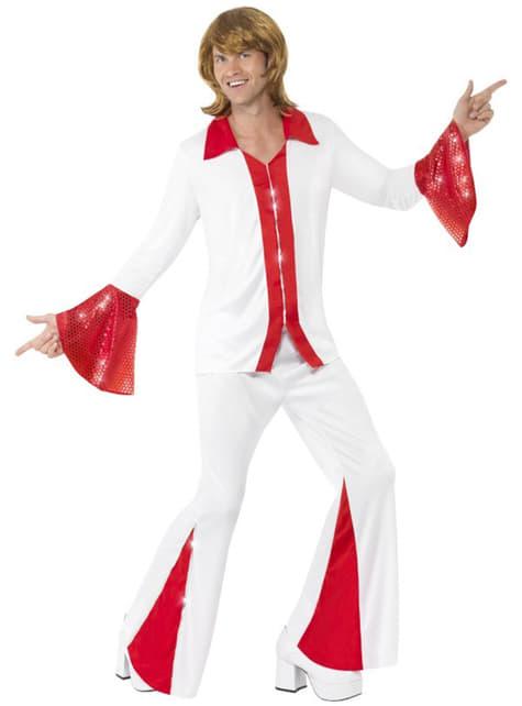 Disfraz de Super Trouper para hombre