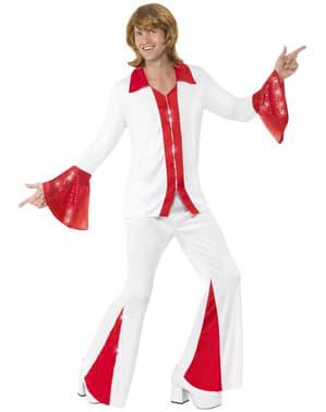 Abba Kostüm Super Trouper für Herren