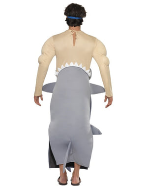 Kostým pro dospělé žraločí svačinka