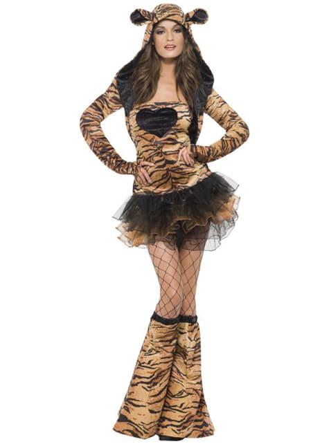 Costum de tigru sexy Fever
