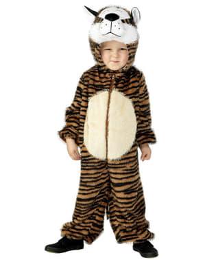 Fato de tigre infantil