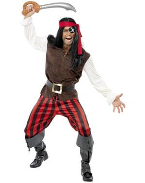 Kostým pro dospělé pirát