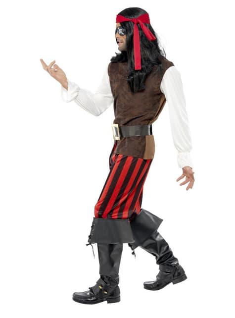 Disfraz de tripulante de barco pirata - original