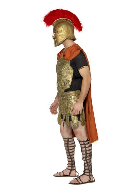 Disfraz de soldado del imperio romano