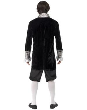 Szexi barokk Vampire lázas felnőtt ruha