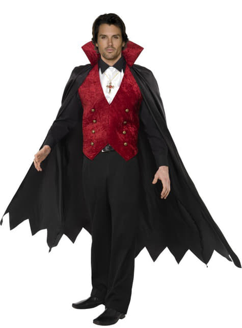 Strój wampir elegancki