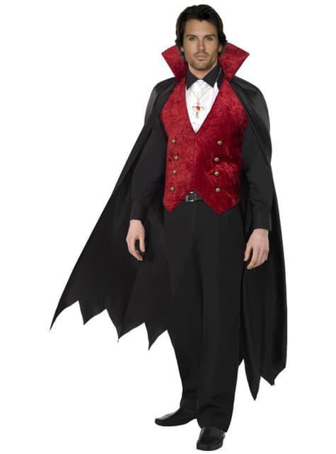 Costum de vampir elegant
