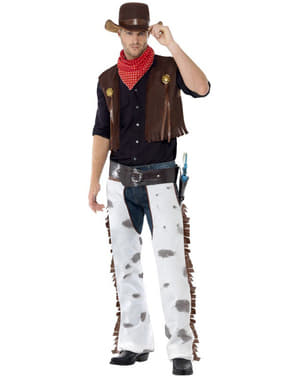 Strój człowiek z rancza