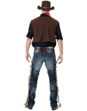 Kostium człowiek z rancza