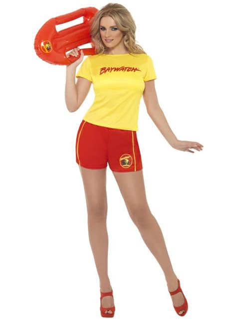 Baywatch kostuum voor vrouw