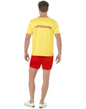 Badmeester kostuum voor mannen - Baywatch
