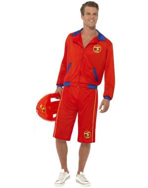 Disfraz de socorrista de playa para hombre - Los Vigilantes de la Playa