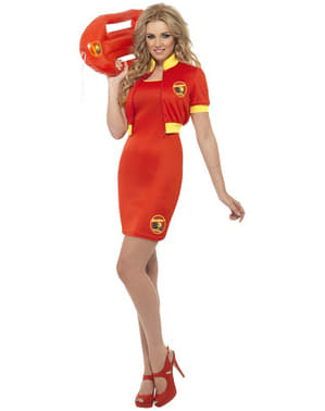 Baywatch Womens Costume