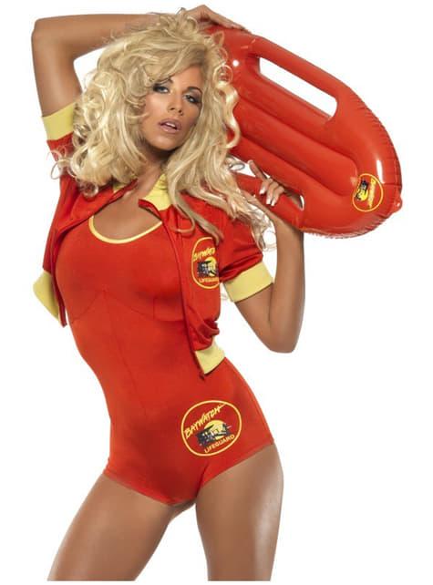 Provokatives Rettungs Schwimmer Kostüm - Baywatch
