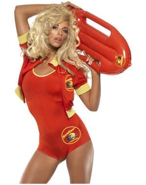Uitdagend strandwacht kostuum - Baywatch