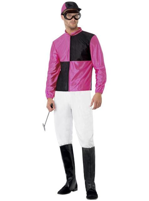 Costum de jockey