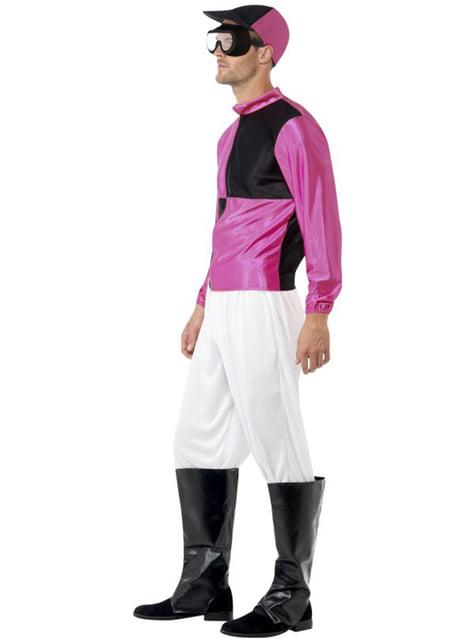 Jockey Възрастен костюм