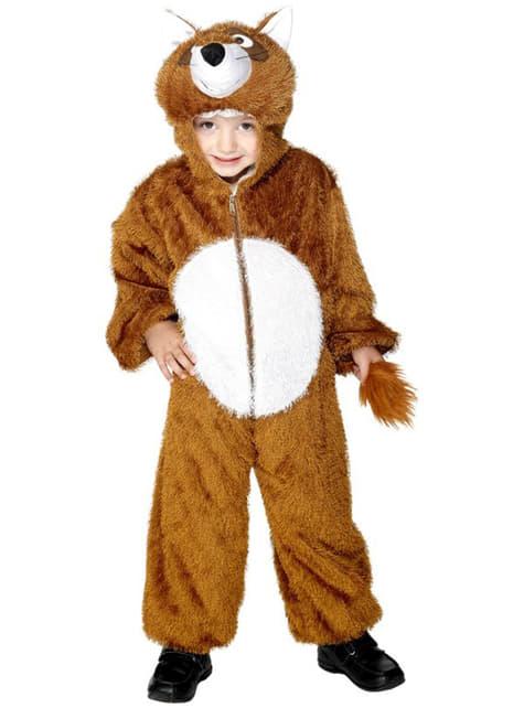 Déguisement de renard pour enfant