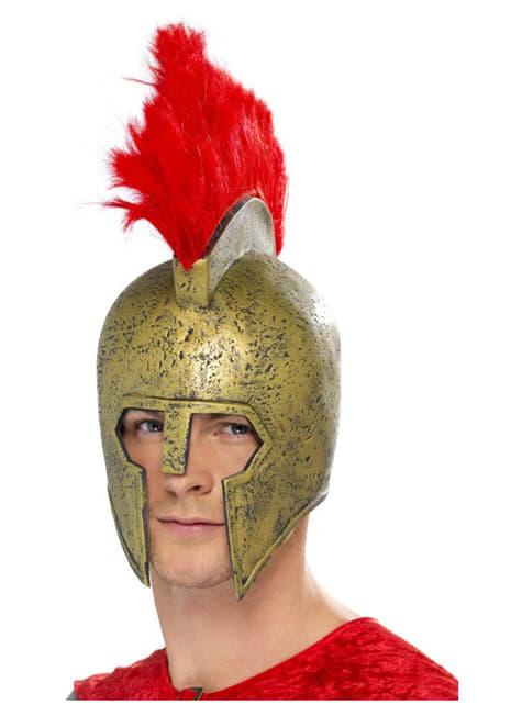 Gladiatorhjälm