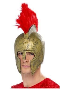 Gladiátorská přilba