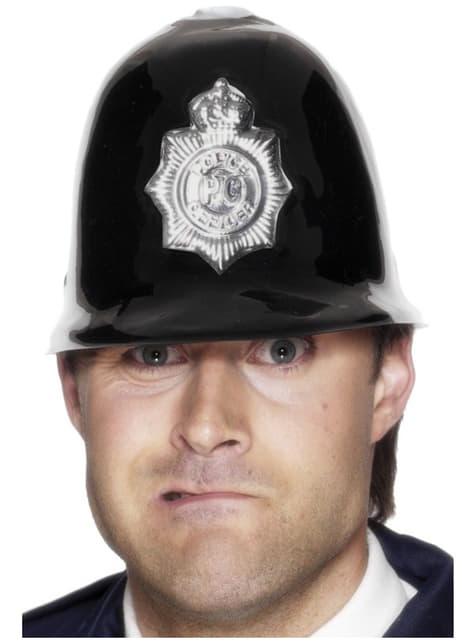 Politi Offiser Hjelm
