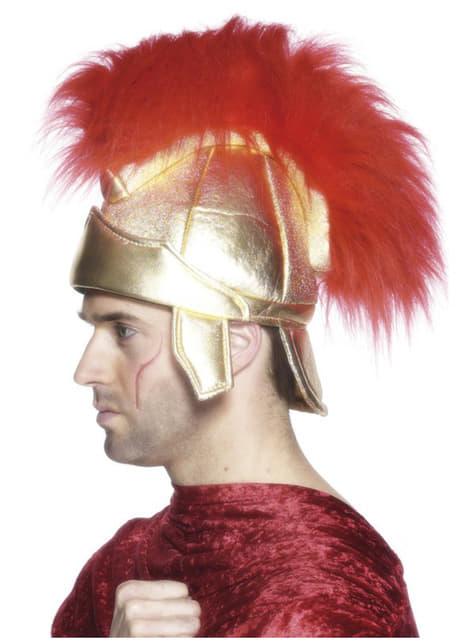 ローマの兵士のヘルメット