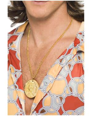 Medallón de oro